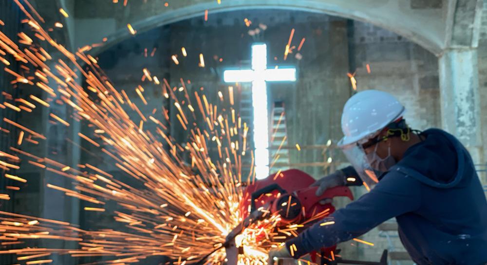 Belen-construction